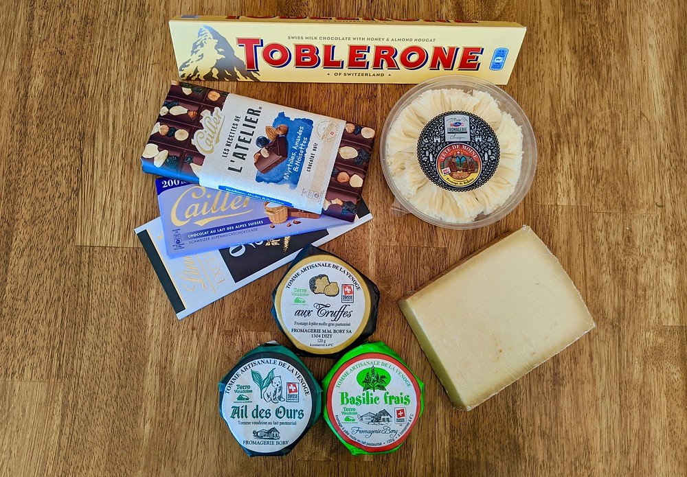 """Cheesy diet in """"Re-thinking """"Productivity"""" During Lockdown"""" by Michelle Riband"""