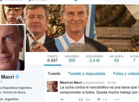 Elecciones 2019 en Argentina: Las redes sociales son las preferidas para las campañas