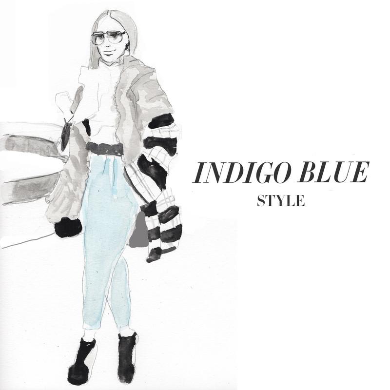Indigo Blue Style