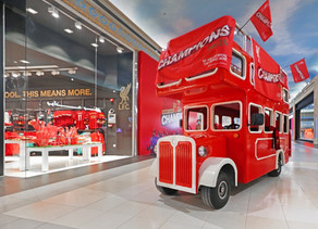 Third Official Liverpool FC Store opens at Ibn Battuta Mall in Dubai