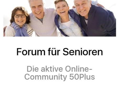 Kooperation mit Forum für Senioren
