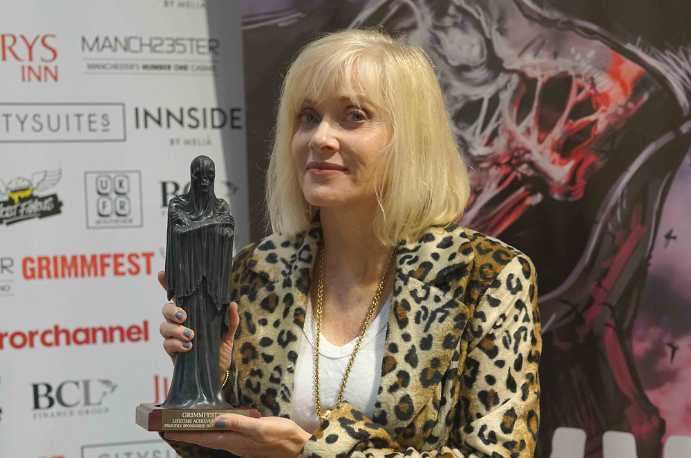 Barbara Crampton Grimmfest Film Festival