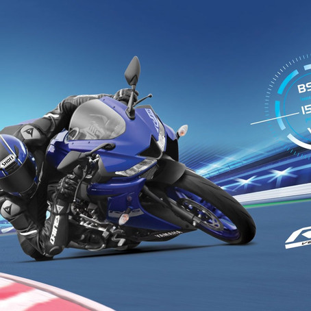 YAMAHA R15 V3: THE PERFECT BEGINNER TRACK MOTORCYCLE