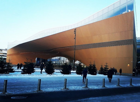 Oodi Library Helsinki: Saat Perpustakaan Tak Hanya Untuk Meminjam Buku