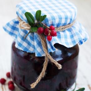 Jam (choose a fruit!)