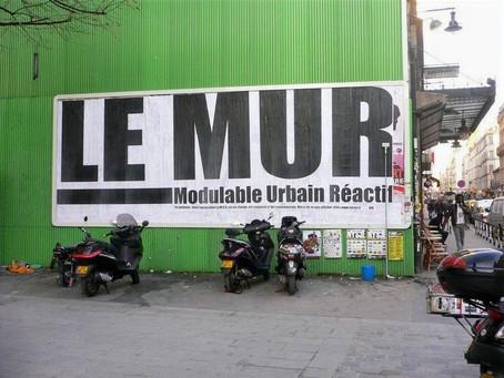 LE MUR 75011 - Art Underground Selecta