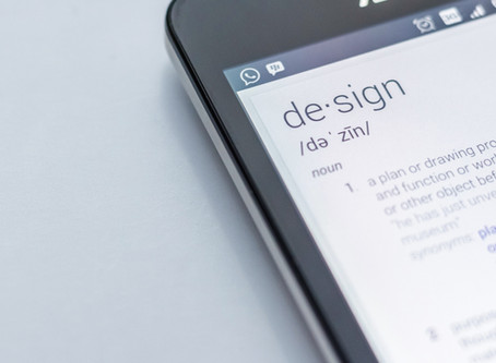 Redesigning Design; A New Year, A New Approach.