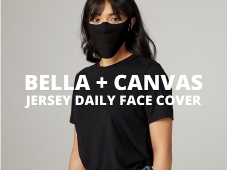 BELLA + CANVAS JERSEY DAILY FACE cover