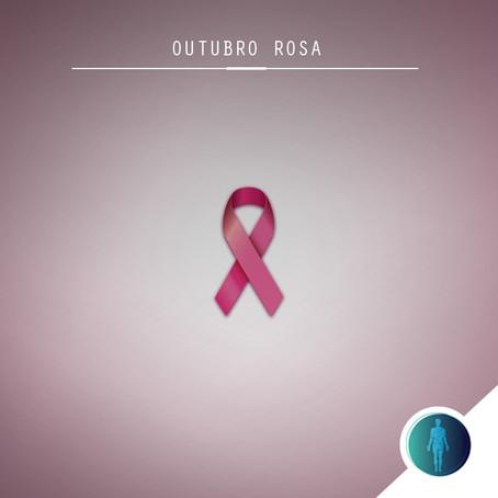 Outubro Rosa, um movimento contra o câncer e pela vida