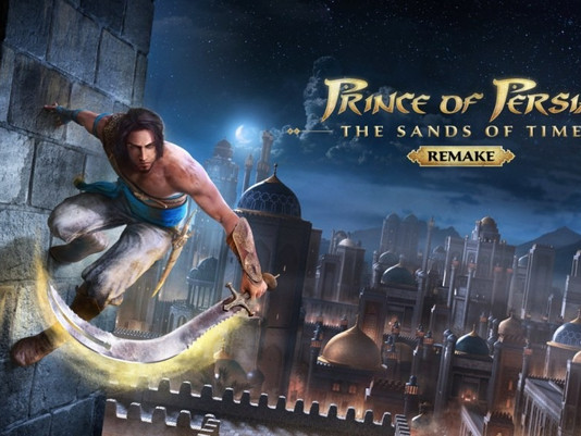 PRINCE OF PERSIA: THE SANDS OF TIME REMAKE REVEALED FOR PC, PS4,  XBOX ONE. SWITCH VERSION ?