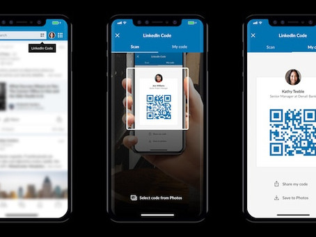 Mobile app idea #37: QR Code Security