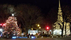 Lighted Art Climate Vigils continue in Keene!