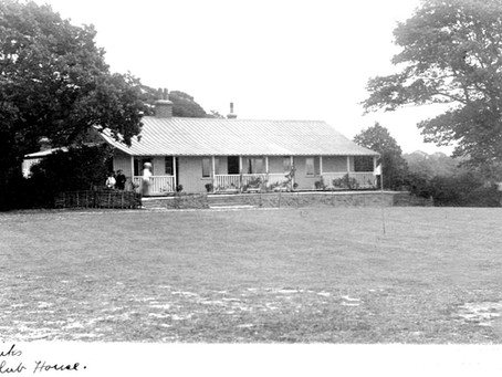 1905: Ravines and views at Cuckfield Golf Club