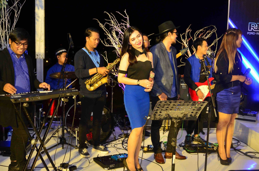 Dexter Band Jogja For Your Event