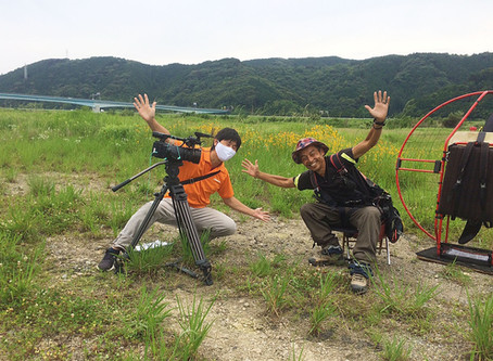 【空の旅・四万十川】取材・スワンTV!