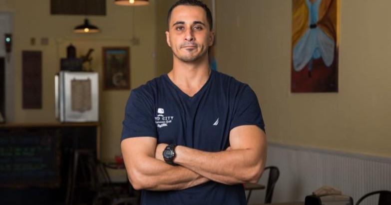 Homegrown Hero: Wael Zahrouni