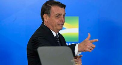 """""""Brasil não pode ser país do mundo gay"""", diz Bolsonaro"""