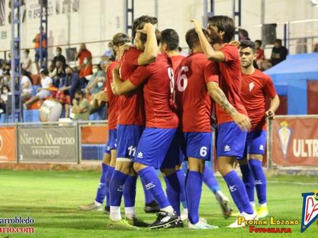 El CP Villarrobledo se impone Al Atlético Albacete en su tercer partido de pretemporada