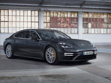 Mais potência para os novos modelos Panamera da Porsche