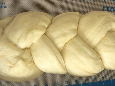 Basic Challah Recipe