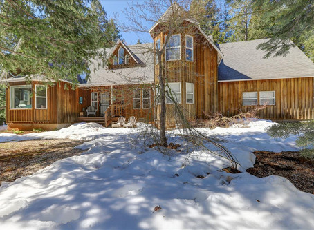 Just Listed and IN CONTRACT in 24 Hours! 12078 Casci Court, Nevada City ~ Listed at $475,000