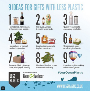 no waste, no plastics, conscious, sustainable, ethical, gifts