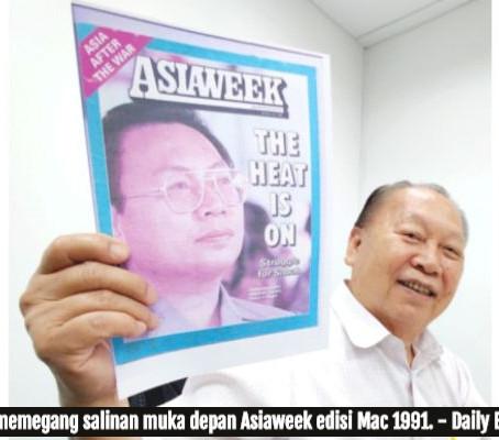 'Dr M tidak pernah baik terhadap Sabah'
