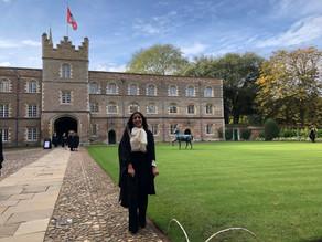 Meet Reem Abbas, Yemen | PhD in Modern and Contemporary Literature (Previously MPhil)