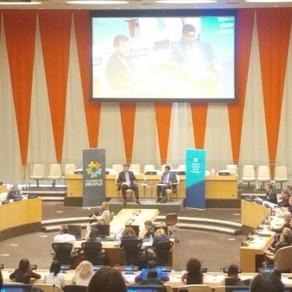모비달러, 제72차 유엔총회 의장과의 일대일 대화 초청과 모비달러(Mobi Dollar)