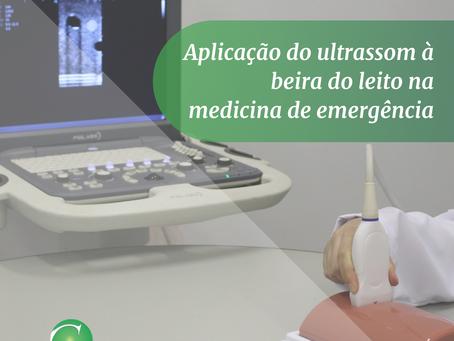 Aplicação do ultrassom à beira do leito na medicina de emergência