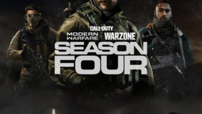 CoD: Modern Warfare - Season 4