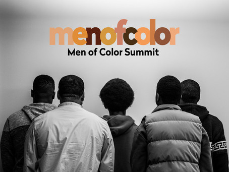 Breaking Barriers Podcast - Episode 9 - Men of Color Summit