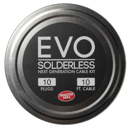 Review: Disaster Area EVO Solderless Cables