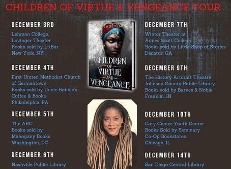 Children of Virtue & Vengeance Tour