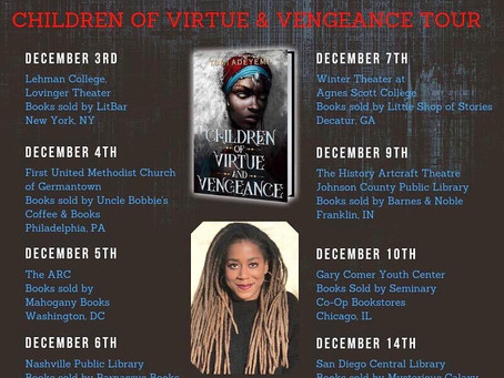Children of Virtue & Vengeance Tour