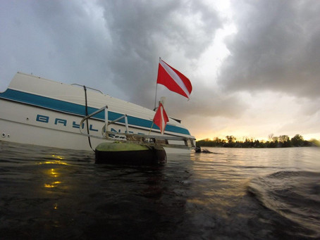 5/22 Waubeesee Lake Scuba Dive