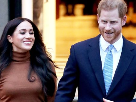 The Sussex's Instagram Post after the Royal Exit calls out for positivity