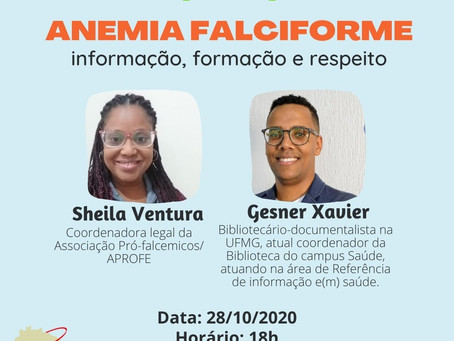Anemia Falciforme - informação, formação e respeito