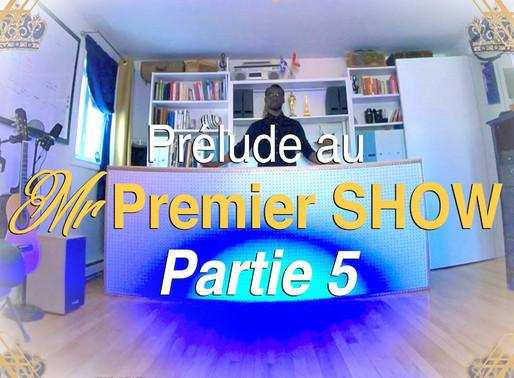 Mon Web TV Show - Partie 5