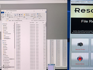 N252 如何找回相機記憶卡上的相片