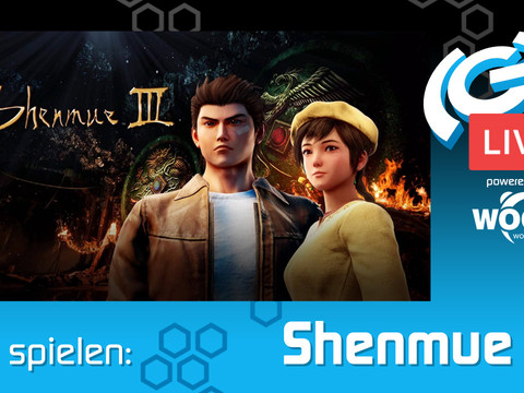 The(G)net LIVE: Shenmue III