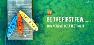 Want to the first few to try Nex2me. Please register your interest.