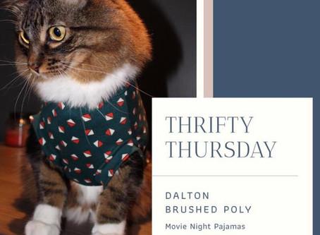 Thankful/Thrifty Thursday- Dalton