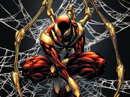 Avengers Infinity War: Iron Spider