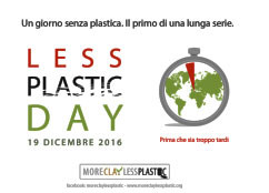 Less Plastic Day