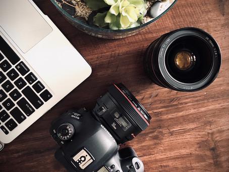 My Wedding Camera Gear Review