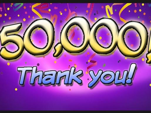 50,000+ Meals