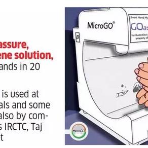 Can coronavirus crisis change Indian science for good? ET covers GOassureTM.