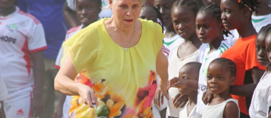 Oppsummering av årets tur til Liberia 06.01-14.01 2020