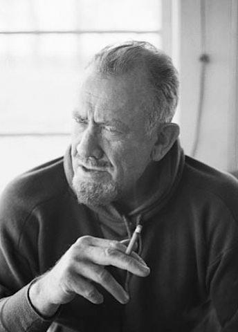 John Steinbeck Smoke